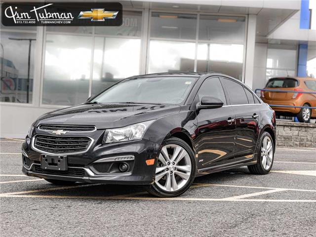 2015 Chevrolet Cruze 1LT (Stk: P8120) in Ottawa - Image 1 of 24