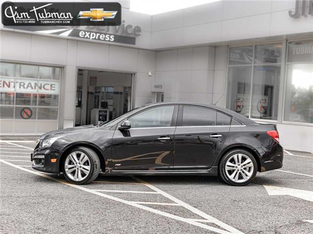 2015 Chevrolet Cruze 1LT (Stk: P8120) in Ottawa - Image 2 of 24