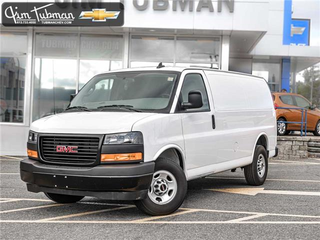 2019 GMC Savana 2500 Work Van (Stk: R8034) in Ottawa - Image 1 of 21