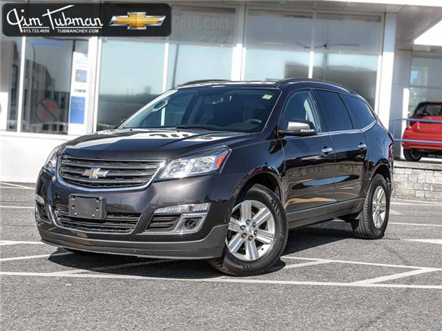 2013 Chevrolet Traverse 1LT (Stk: 190975AA) in Ottawa - Image 1 of 23