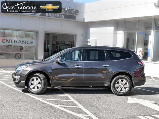 2013 Chevrolet Traverse 1LT (Stk: 190975AA) in Ottawa - Image 2 of 23