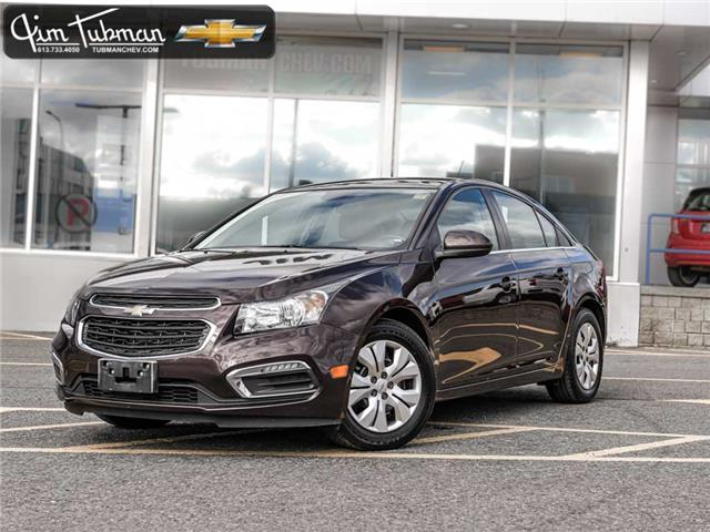 2015 Chevrolet Cruze 1LT (Stk: 190471A) in Ottawa - Image 1 of 22
