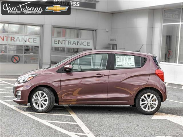 2019 Chevrolet Spark 1LT CVT (Stk: 191032) in Ottawa - Image 2 of 21