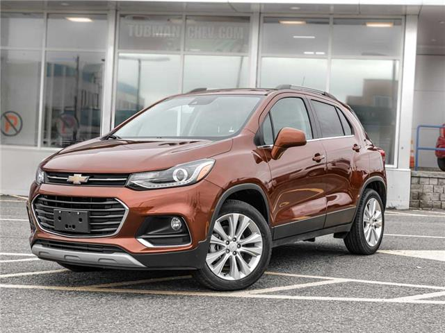 2019 Chevrolet Trax Premier (Stk: 190694) in Ottawa - Image 1 of 22