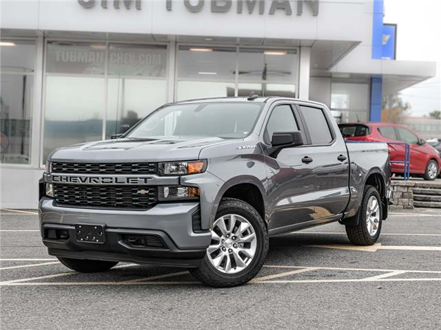 2019 Chevrolet Silverado 1500 Silverado Custom (Stk: 191026) in Ottawa - Image 1 of 21