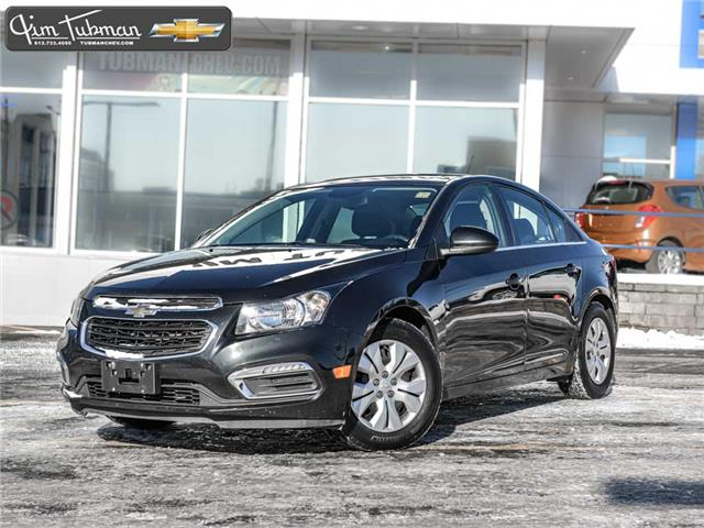 2016 Chevrolet Cruze Limited 1LT (Stk: R7293A) in Ottawa - Image 1 of 23