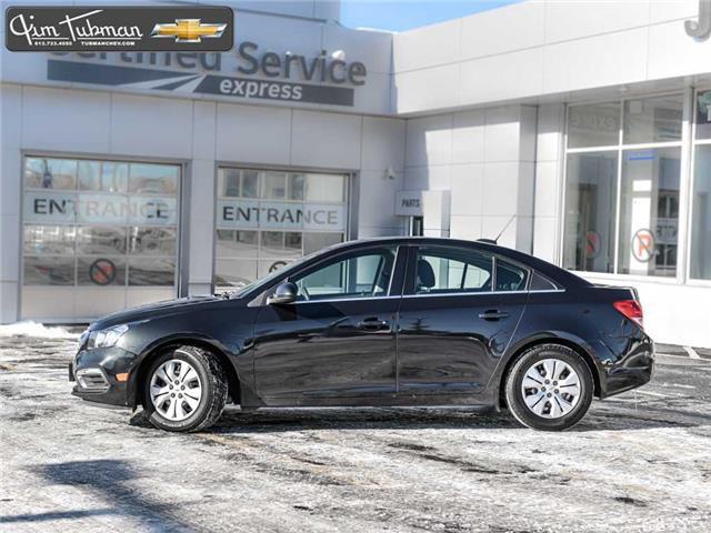 2016 Chevrolet Cruze Limited 1LT (Stk: R7293A) in Ottawa - Image 2 of 23