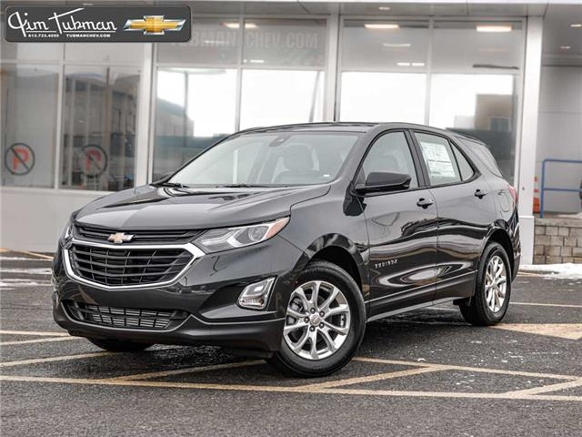 2020 Chevrolet Equinox LS (Stk: 200223) in Ottawa - Image 1 of 21