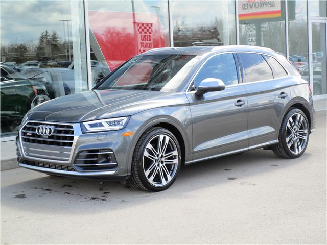 2018 Audi SQ5 3.0T Technik (Stk: 1901561) in Regina - Image 1 of 29