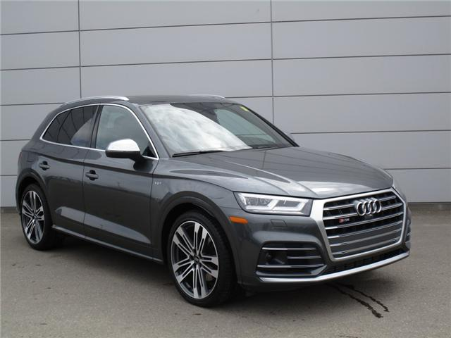 2018 Audi SQ5 3.0T Technik (Stk: 6527) in Regina - Image 1 of 37