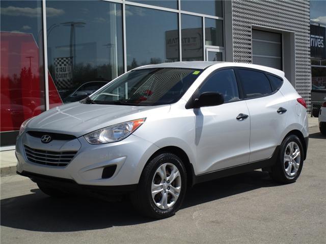 2010 Hyundai Tucson GL (Stk: 1805753) in Regina - Image 1 of 27