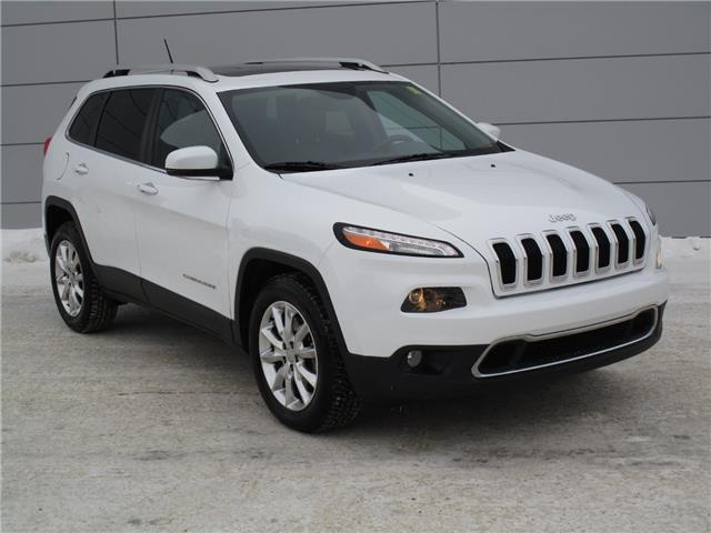 2015 Jeep Cherokee Limited (Stk: 66171) in Regina - Image 1 of 25