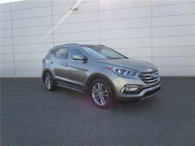 2017 Hyundai Santa Fe Sport 2.0T Limited (Stk: 2002111) in Regina - Image 1 of 27