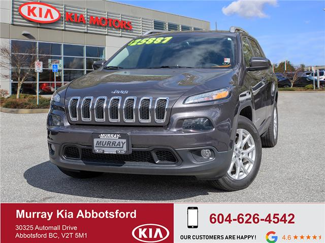 2016 Jeep Cherokee North (Stk: M1222) in Abbotsford - Image 1 of 26