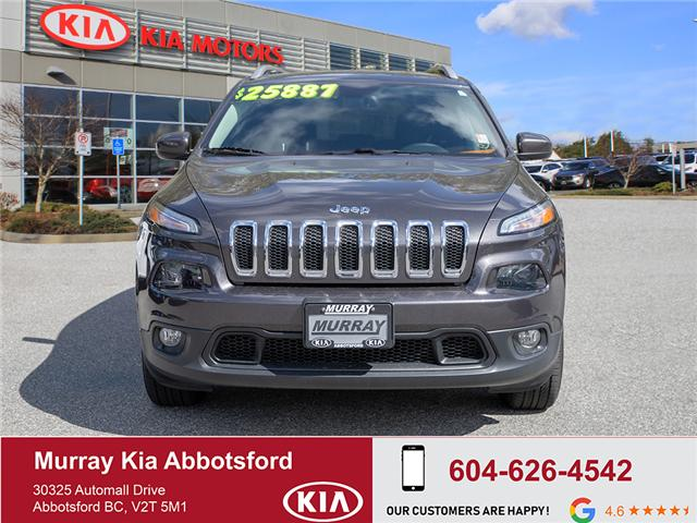 2016 Jeep Cherokee North (Stk: M1222) in Abbotsford - Image 2 of 26