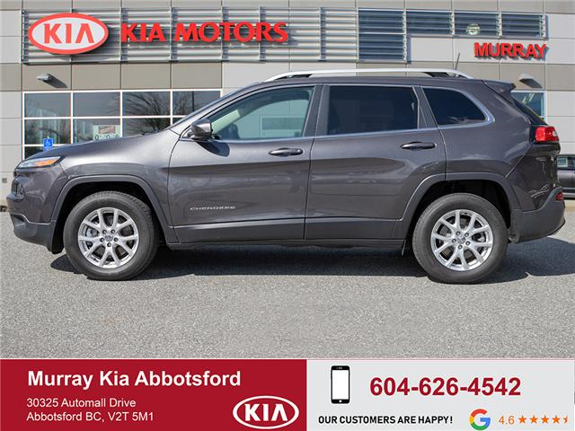 2016 Jeep Cherokee North (Stk: M1222) in Abbotsford - Image 3 of 26