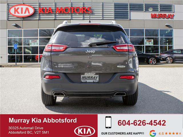 2016 Jeep Cherokee North (Stk: M1222) in Abbotsford - Image 4 of 26