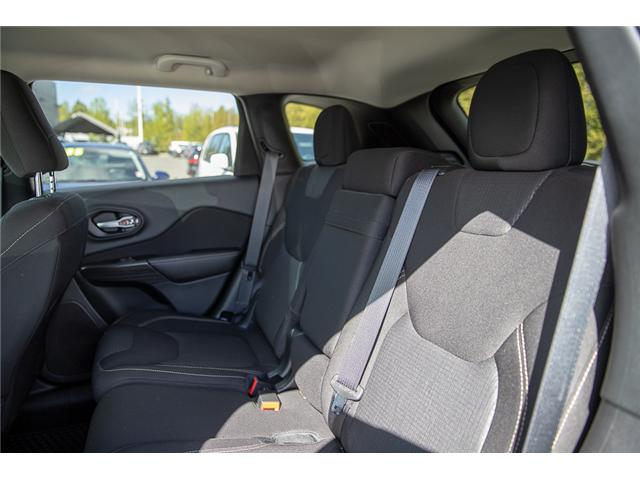2016 Jeep Cherokee North (Stk: M1222) in Abbotsford - Image 10 of 26