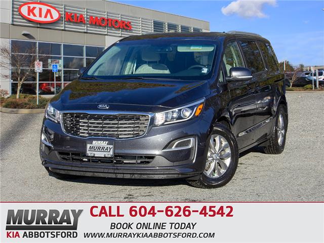 2019 Kia Sedona LX (Stk: M1227) in Abbotsford - Image 1 of 20