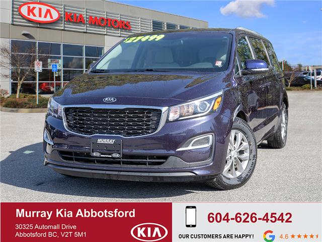 2019 Kia Sedona LX (Stk: M1228) in Abbotsford - Image 1 of 24