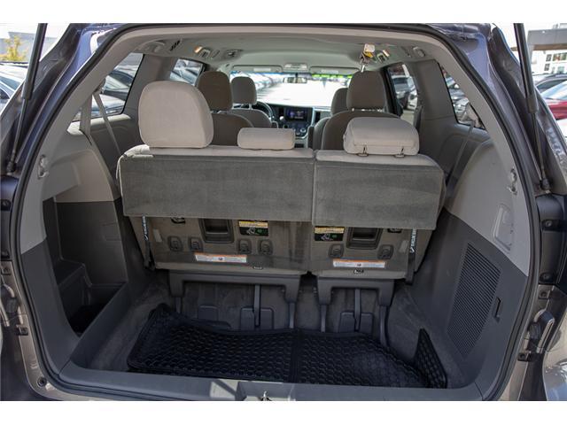 2016 Toyota Sienna 7 Passenger (Stk: M1216) in Abbotsford - Image 6 of 24