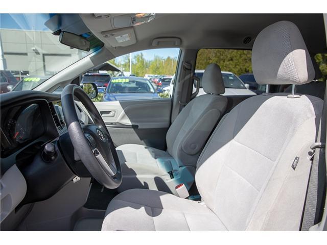 2016 Toyota Sienna 7 Passenger (Stk: M1216) in Abbotsford - Image 7 of 24