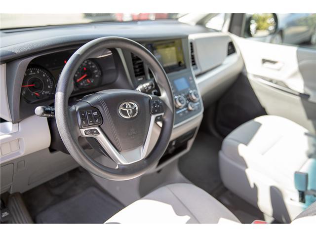 2016 Toyota Sienna 7 Passenger (Stk: M1216) in Abbotsford - Image 8 of 24