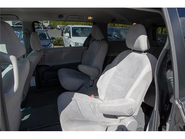 2016 Toyota Sienna 7 Passenger (Stk: M1216) in Abbotsford - Image 9 of 24