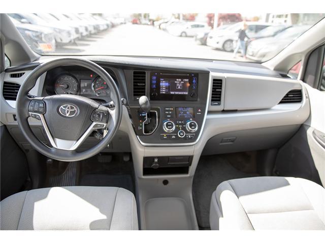 2016 Toyota Sienna 7 Passenger (Stk: M1216) in Abbotsford - Image 10 of 24