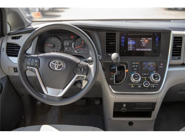 2016 Toyota Sienna 7 Passenger (Stk: M1216) in Abbotsford - Image 11 of 24
