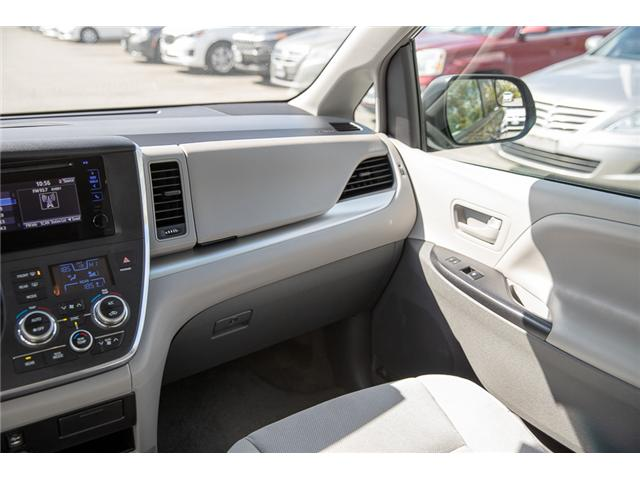 2016 Toyota Sienna 7 Passenger (Stk: M1216) in Abbotsford - Image 12 of 24