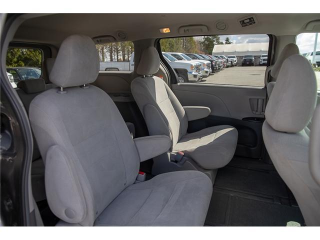 2016 Toyota Sienna 7 Passenger (Stk: M1216) in Abbotsford - Image 13 of 24