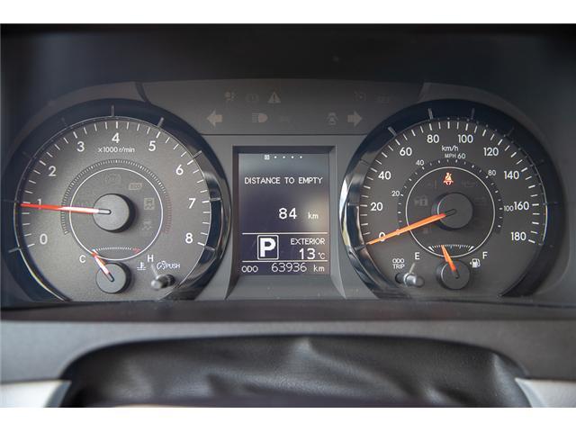 2016 Toyota Sienna 7 Passenger (Stk: M1216) in Abbotsford - Image 18 of 24