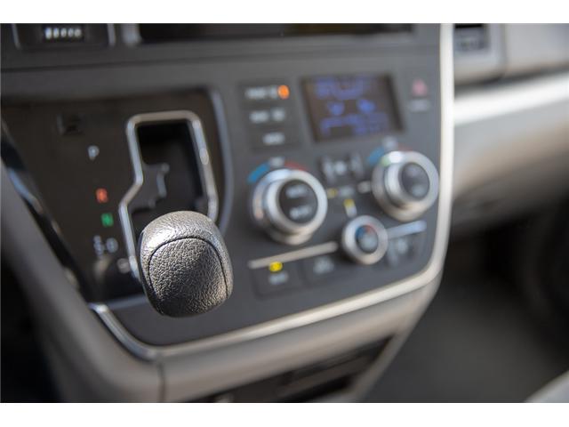 2016 Toyota Sienna 7 Passenger (Stk: M1216) in Abbotsford - Image 22 of 24