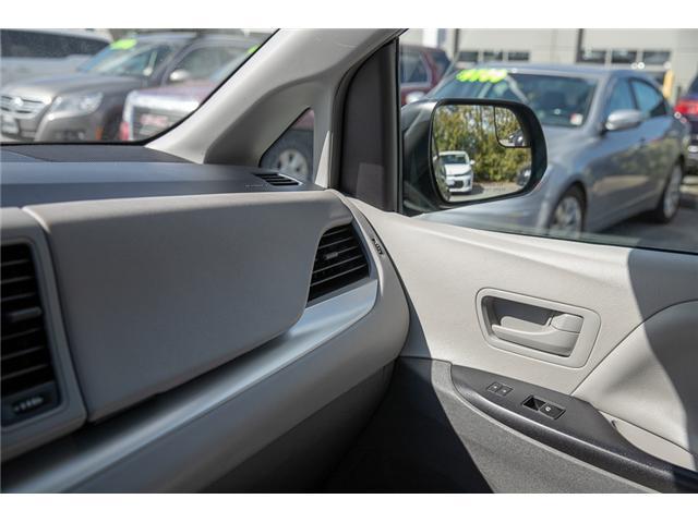 2016 Toyota Sienna 7 Passenger (Stk: M1216) in Abbotsford - Image 23 of 24