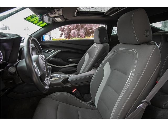 2017 Chevrolet Camaro 1LT (Stk: M1245) in Abbotsford - Image 7 of 26