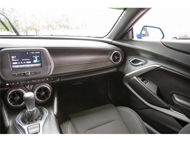 2017 Chevrolet Camaro 1LT (Stk: M1245) in Abbotsford - Image 11 of 26