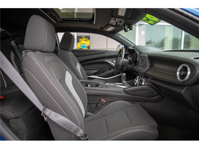 2017 Chevrolet Camaro 1LT (Stk: M1245) in Abbotsford - Image 14 of 26