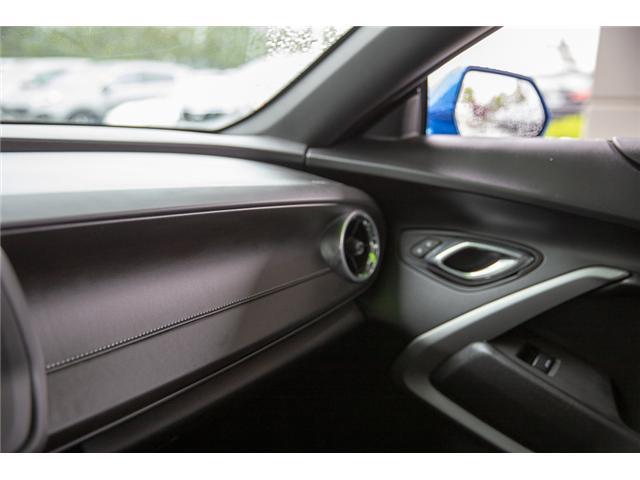 2017 Chevrolet Camaro 1LT (Stk: M1245) in Abbotsford - Image 24 of 26