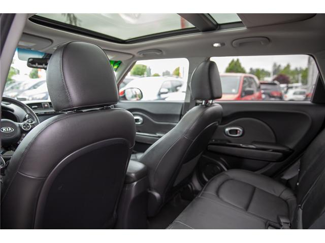 2016 Kia Soul SX Luxury (Stk: SV02112A) in Abbotsford - Image 8 of 25