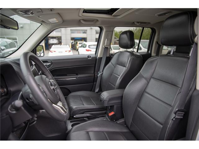 2015 Jeep Patriot Limited (Stk: SV02205A) in Abbotsford - Image 7 of 27