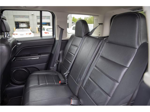 2015 Jeep Patriot Limited (Stk: SV02205A) in Abbotsford - Image 10 of 27