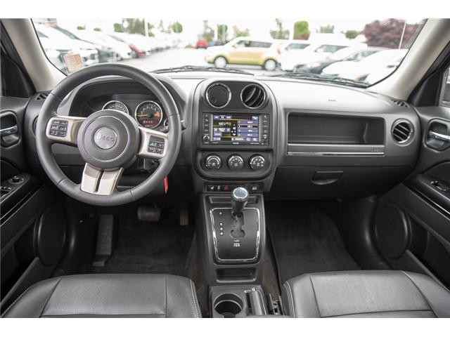 2015 Jeep Patriot Limited (Stk: SV02205A) in Abbotsford - Image 11 of 27