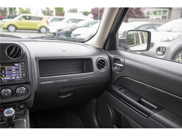 2015 Jeep Patriot Limited (Stk: SV02205A) in Abbotsford - Image 13 of 27
