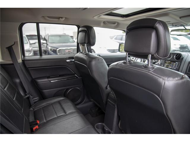 2015 Jeep Patriot Limited (Stk: SV02205A) in Abbotsford - Image 14 of 27