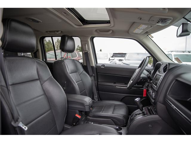 2015 Jeep Patriot Limited (Stk: SV02205A) in Abbotsford - Image 16 of 27