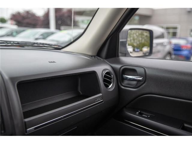 2015 Jeep Patriot Limited (Stk: SV02205A) in Abbotsford - Image 26 of 27