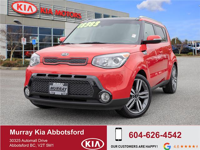 2016 Kia Soul SX Luxury (Stk: SV02112A) in Abbotsford - Image 1 of 25