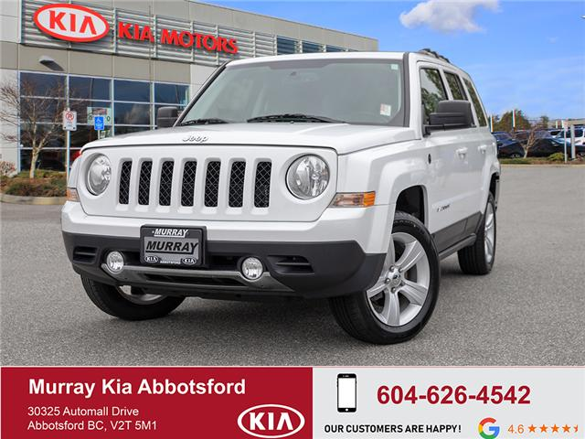 2015 Jeep Patriot Limited (Stk: SV02205A) in Abbotsford - Image 1 of 27
