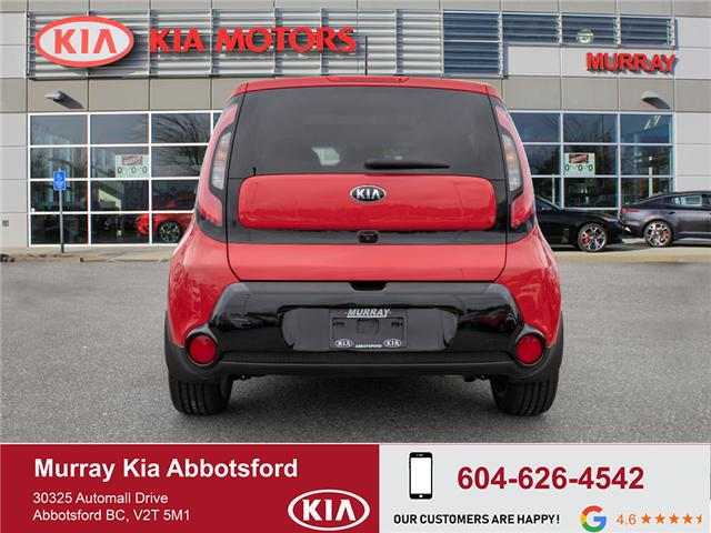2016 Kia Soul SX Luxury (Stk: SV02112A) in Abbotsford - Image 4 of 25